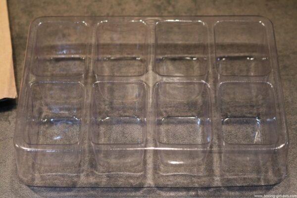 Qixels recharge metallique kit design avis test casier rangement