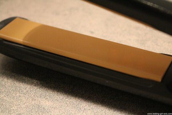 Fer à lisser Salon One-Pass Pro Collection Lisseur digital de Revlon plaque ceramique tourmaline