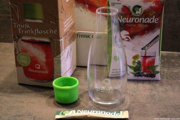 bouteille neuronade