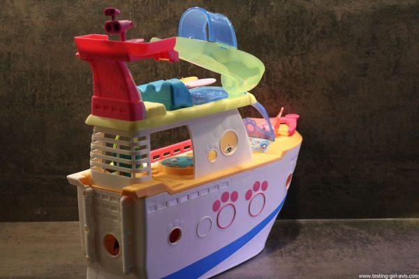 littlest petshop bateau croisiere avis test