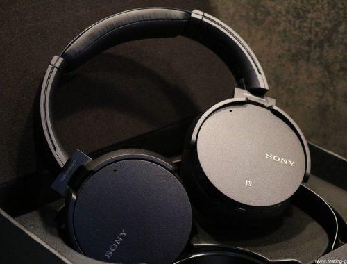 casque bluetooth sony MDR-XB950N1 sans fil avec reduction de bruit avis test