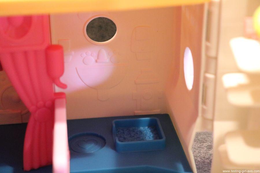 littlest petshop bateau croisiere avis test douche sanitaire