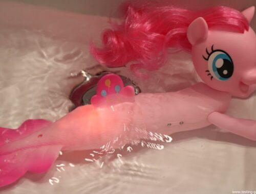 My Little Pony - C0677EU40 - Pinkie Pie Poney - Sirène Nageuse - 15 cm Avis Test