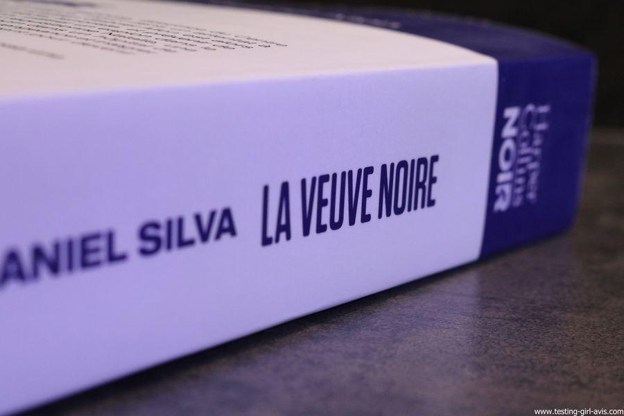 La veuve noire Daniel Silva L'histoire
