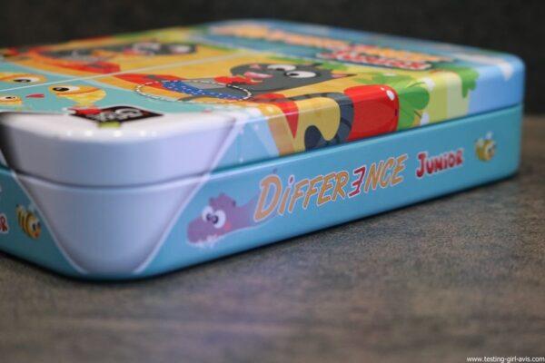 Gigamic avec le jeu de société enfant Différence Junior