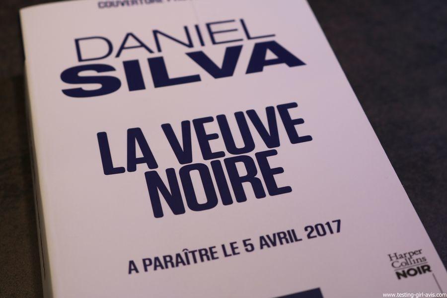 La veuve noire de Daniel Silva, un roman d'infiltration [Critique]