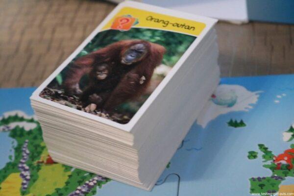 Bioviva Junior - 128 cartes