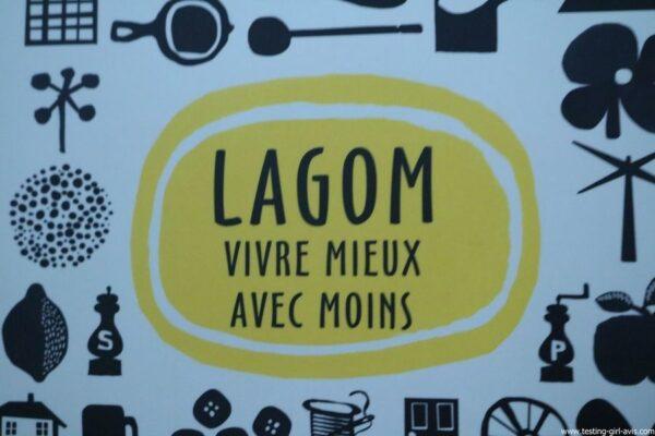Lagom - Vivre mieux avec moins - La méthode suédoise de Anna Brones resume