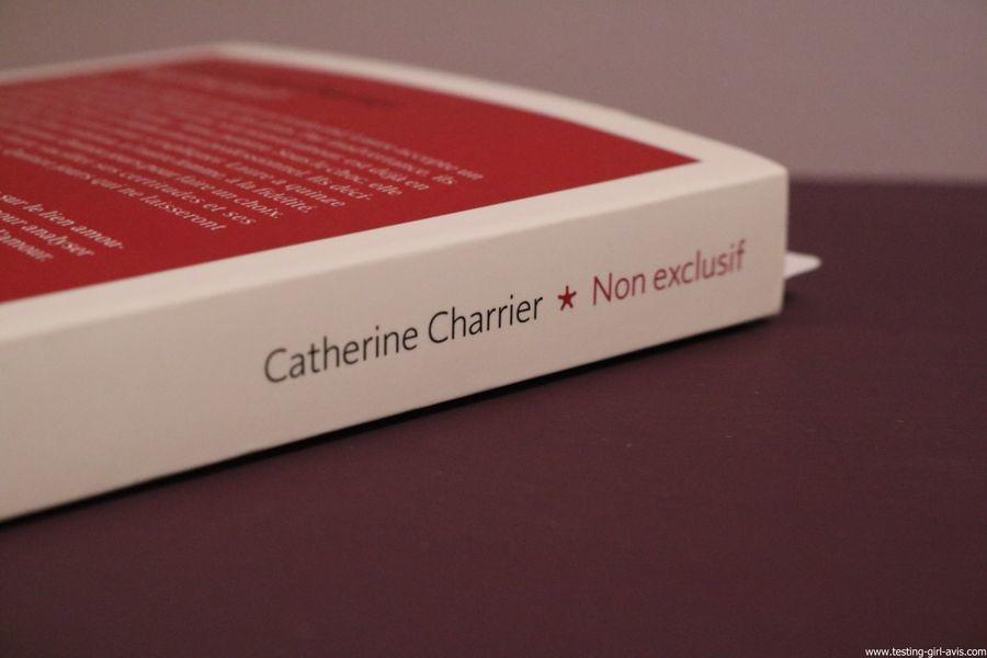 Catherine Charrier auteur