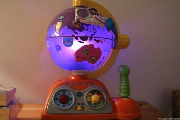 VTech - Lumi Globe Interactif - jeux educatifs - avis