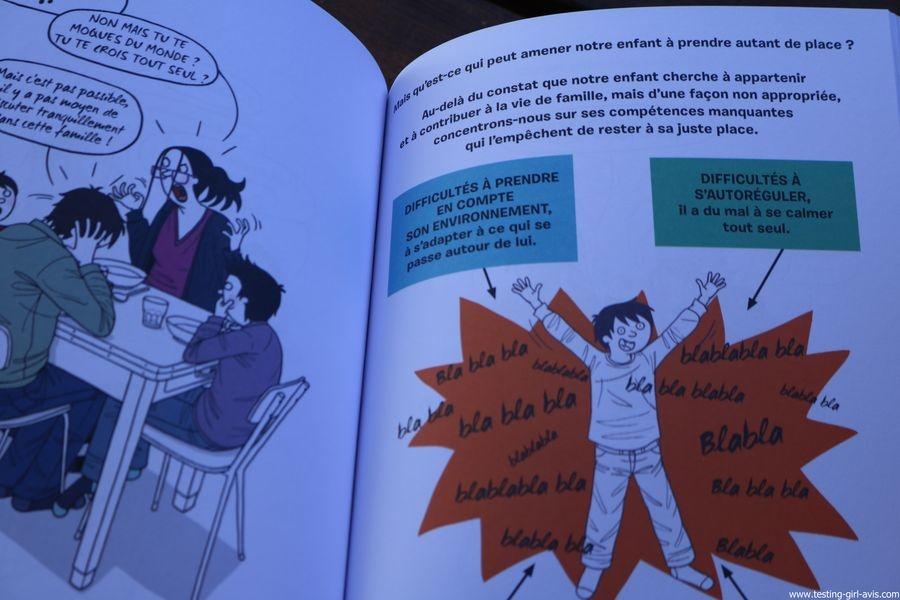 Petit decodeur illustre de l'enfant en crise Broche – 15 septembre 2017