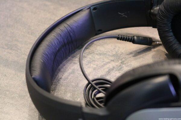 Sennheiser HD 206 Casque stéréo dynamique pour Smartphones/Tablettes/hi-fi/chaînes stéréo Argent leger et confortable