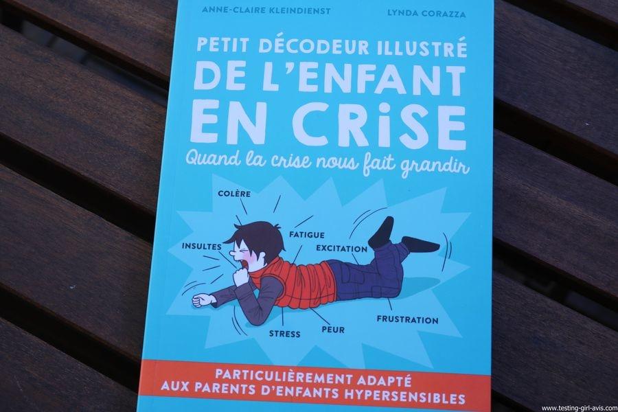 Petit decodeur illustre de l'enfant en crise Broche – 15 septembre 2017  avis