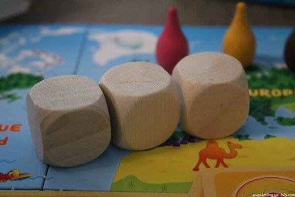 Bioviva Junior - des en bois