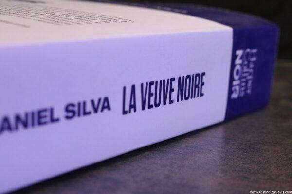 La veuve noire - Daniel Silva
