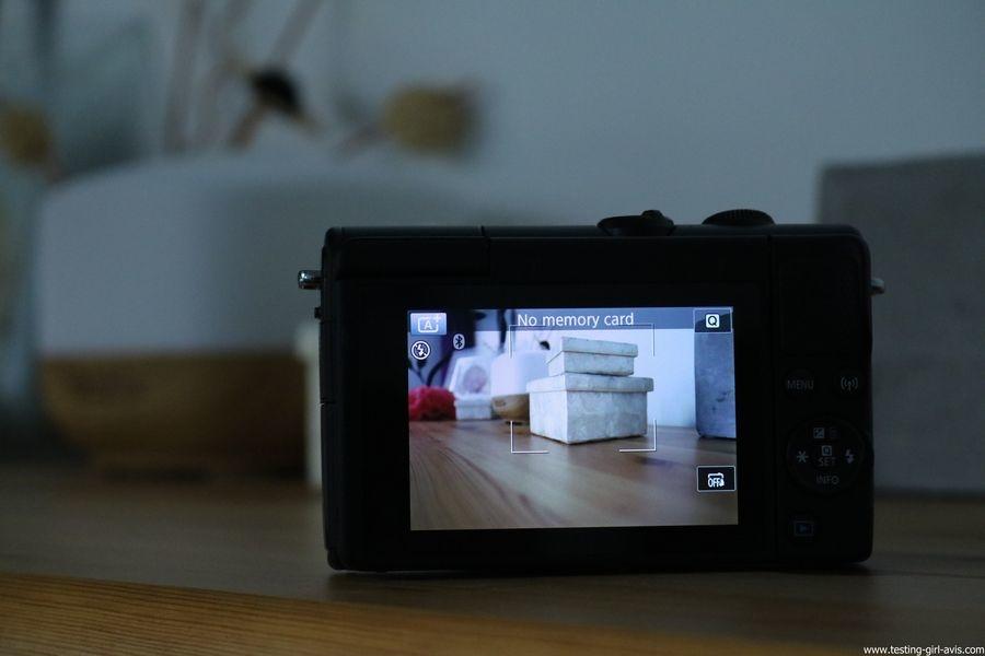 Canon EOS M100 Noir + EF-M 15-45mm Limited Edition Kit d'appareil Photo Numérique 24,2 Mpix Zoom optique 10x Bluetooth Noir - test