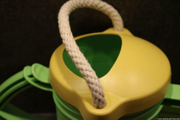 Kanaï Kids - KKGT1111 - L'Arrosoir - Green Toys - anse 100% coton