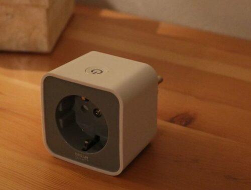 OSRAM SMART+ Prise Connectée Smart Plug - Reliez vos Lampes Conventionnelles ou Appareils Electriques à votre Installation Smart Home - Compatible Zigbee