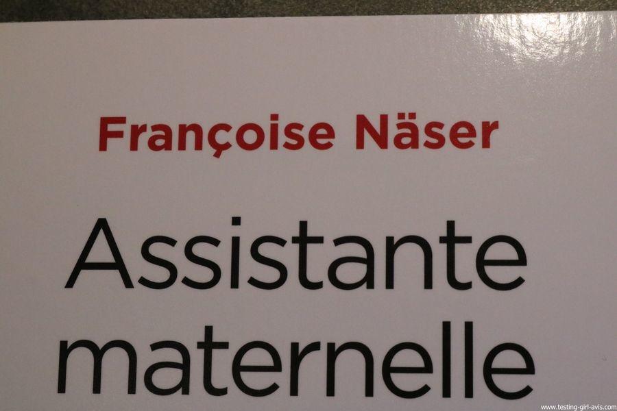 Françoise Näser - Assistante maternelle