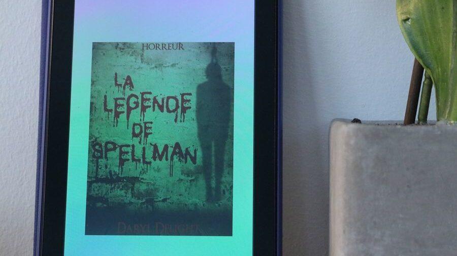 La légende de Spellman Broché – 25 octobre 2017 de Daryl Delight - Critique