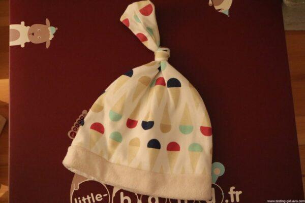 LITTLE BAND Mes Premiers Souvenirs Coffret Cadeau Naissance - bonnet