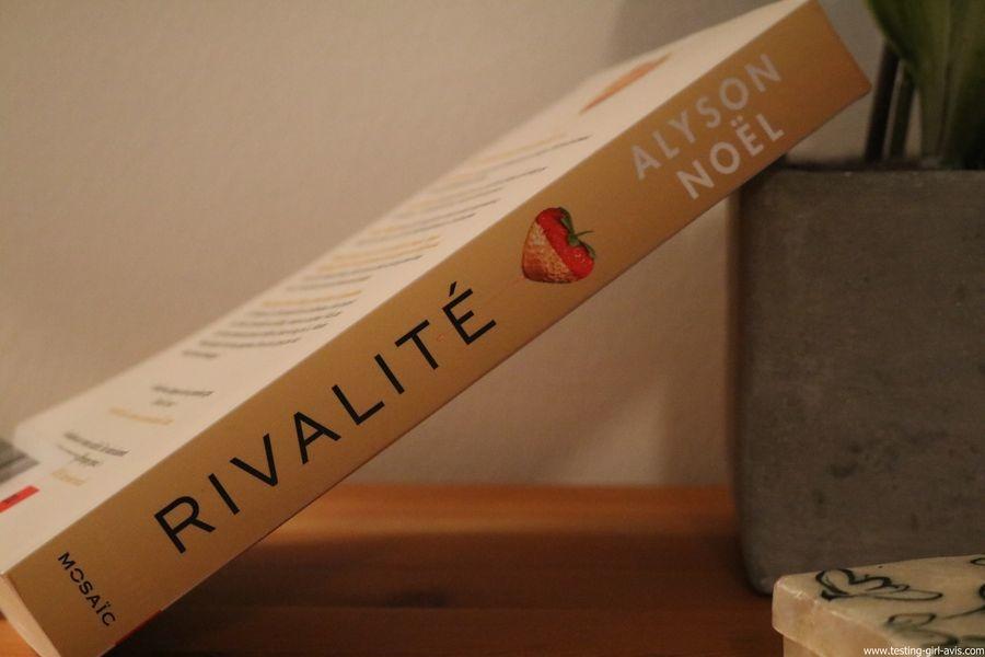 Rivalité: Beautiful Idols, saison 1 Broché – 10 mai 2017 de Alyson Noël - Avis
