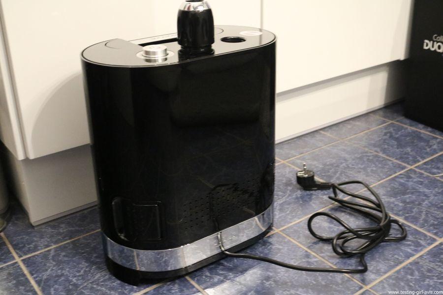 STEAMONE HD234GB Défroisseur à vapeur vertical Noir brillant 1,6 L 2300 W - chaudiere