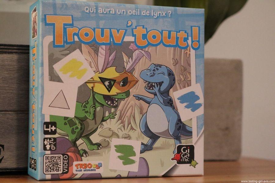 Gigamic - Trouve-Tout - Le jeu de cartes