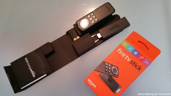 Amazon Fire TV Stick Basic Edition: Video Prime sur ma TV et plus