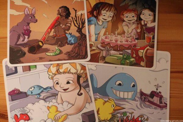 Gigamic - Trouve-Tout - Grandes cartes illustrées