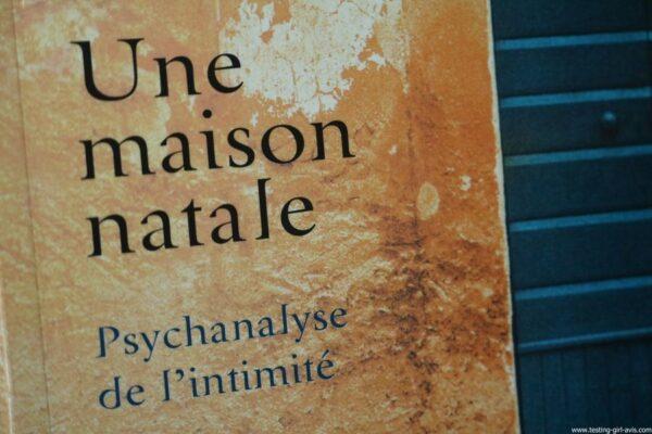 Une maison natale - Psychanalyse de l'intimité Broché – 6 avril 2016 de Alberto Eiguer - Resume