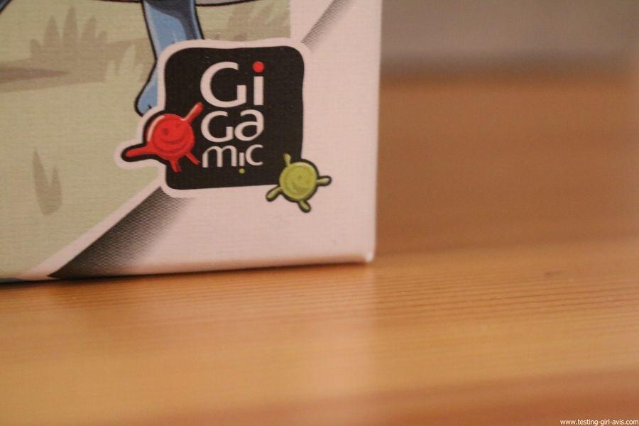 Gigamic - Jeux et jouets ludiques - Jeux de société