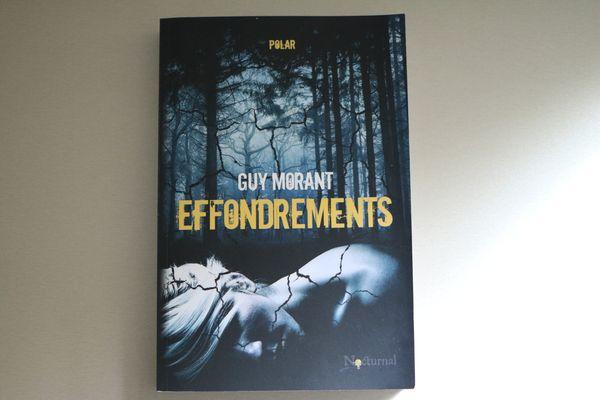 Livre Effondrements de Guy Morant
