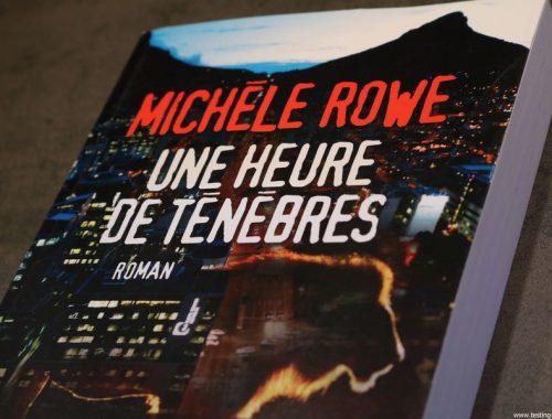 Une heure de ténèbres: Une enquête de Persy Jonas Broché – 4 octobre 2017 de Michèle Rowe