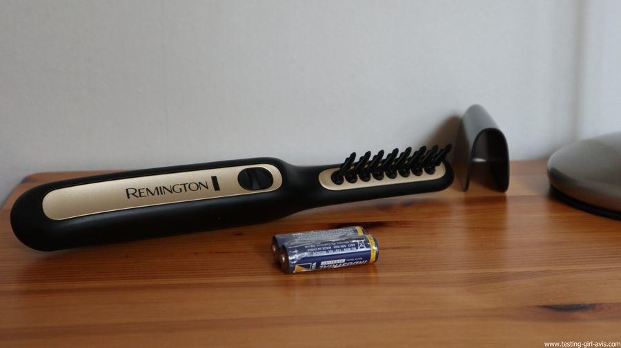 Brosse Démêlante Électrique DT7435 Remington