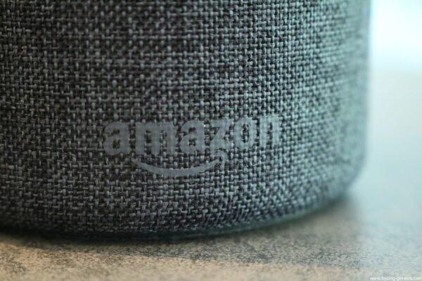 Amazon Echo Alexa - Enceinte connectée - Alexa