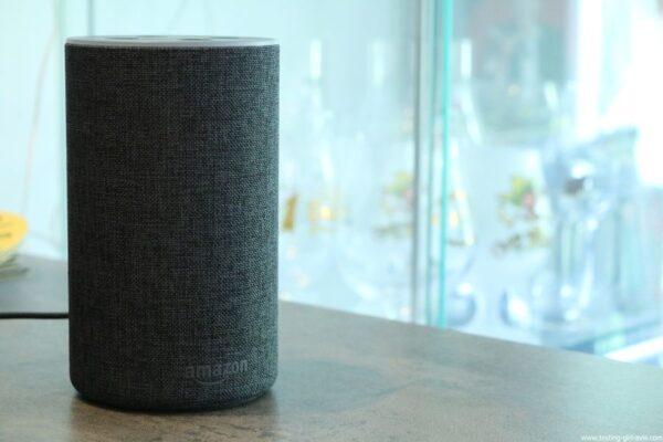 Amazon Echo Alexa - Enceinte connectée - Premiers pas - Avis