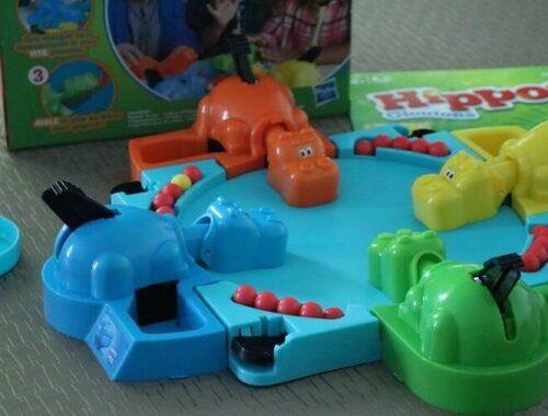 Hasbro Gaming Jeu Hippos Gloutons