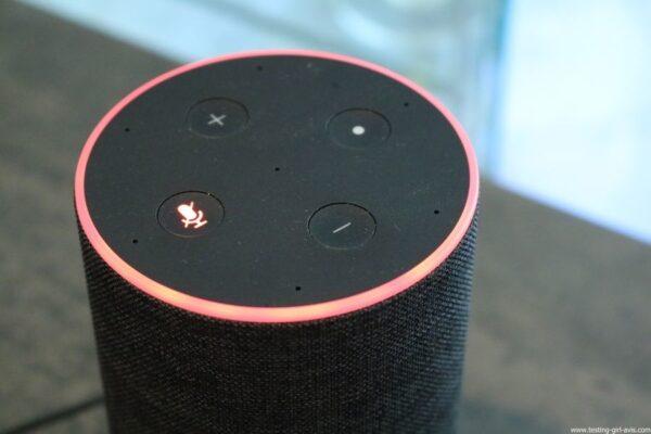 Amazon Echo Alexa - Enceinte connectée - Panne WiFi