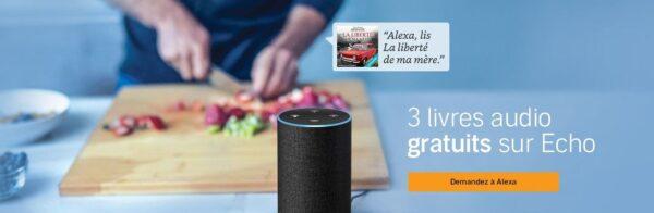 Amazon Echo Alexa - Audible
