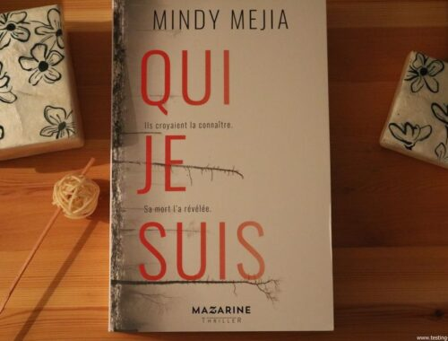 Qui je suis - Mindy Mejia - Chronique