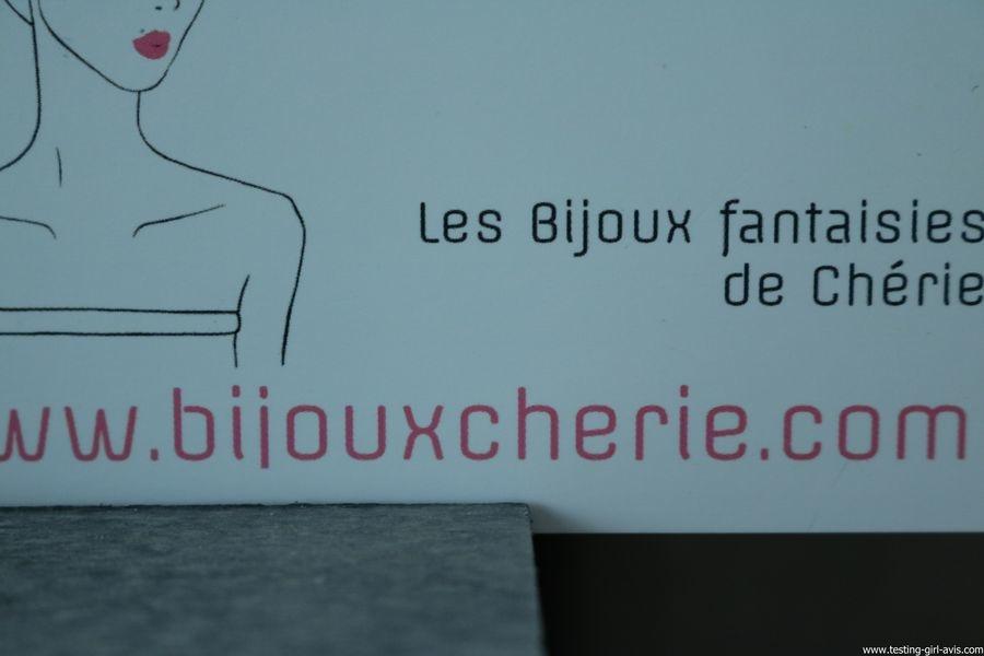 Bijoux Chérie