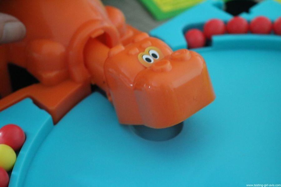 Hasbro Gaming Jeu Hippos Gloutons - Avis