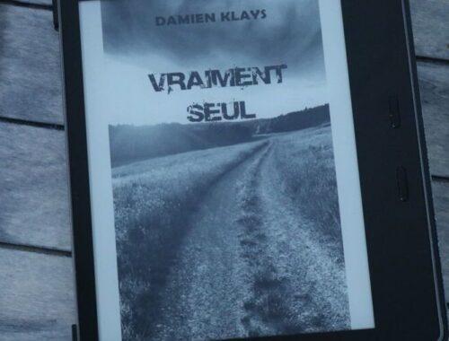 Vraiment seul - Damien Klays - Chronique