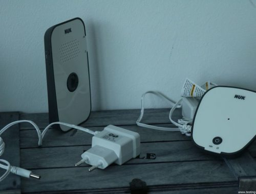 Babyphone Nuk - Eco Control Audio 500