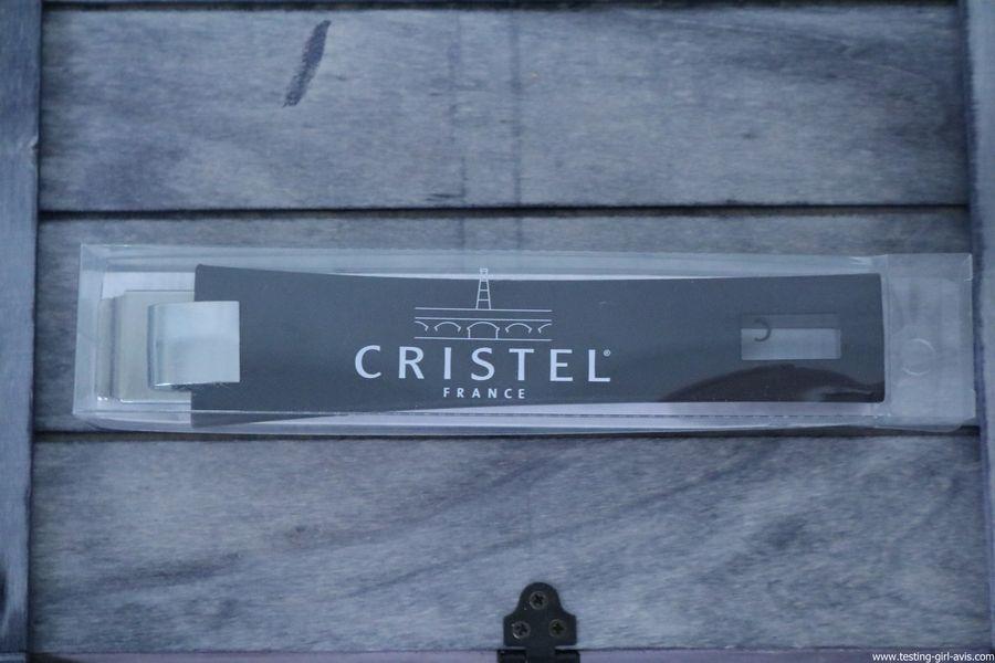 Marque Cristel - Origine France Garantie