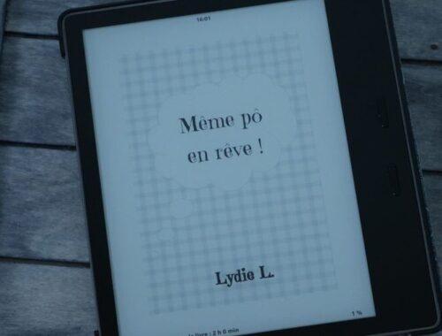 Même pô en rêve - Lydie Lefèvre - Chronique