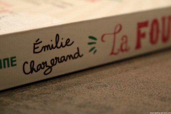 Émilie Chazerand (Auteur)