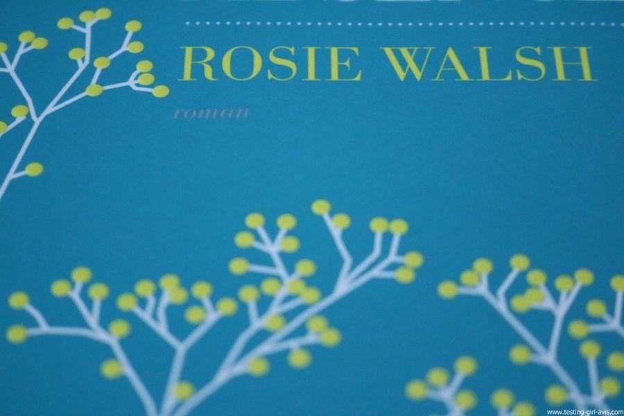 Les jours de ton absence - Rosie Walsh - Auteur