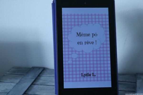 Même pô en rêve - Lydie Lefèvre - Avis